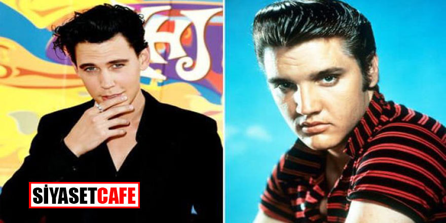 Rock'n Roll Efsanesi Elvis Presley'in hayatı film oluyor