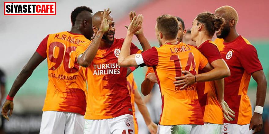 7 yıldan sonra gelen galibiyet Galatasaray'ı UEFA'da bir üst tura taşıdı: 1-3