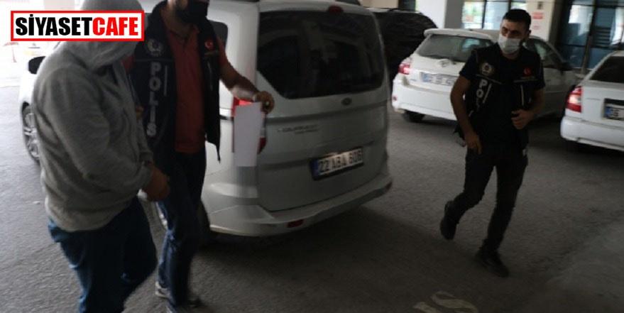 Edirne'de  büyük uyuşturucu operasyonu