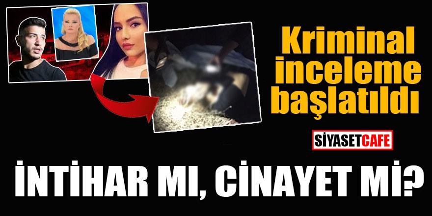 Ümitcan Uygun'un annesinin ölümündeki sır perdesi aydınlanıyor! Kriminal inceleme başlatıldı