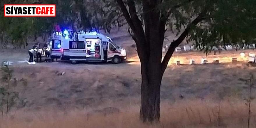 Yamaç paraşütçüsü hayatını kaybetti