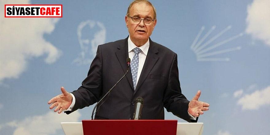 CHP sözcüsü Faik Öztrak koronavirüsü atlattı