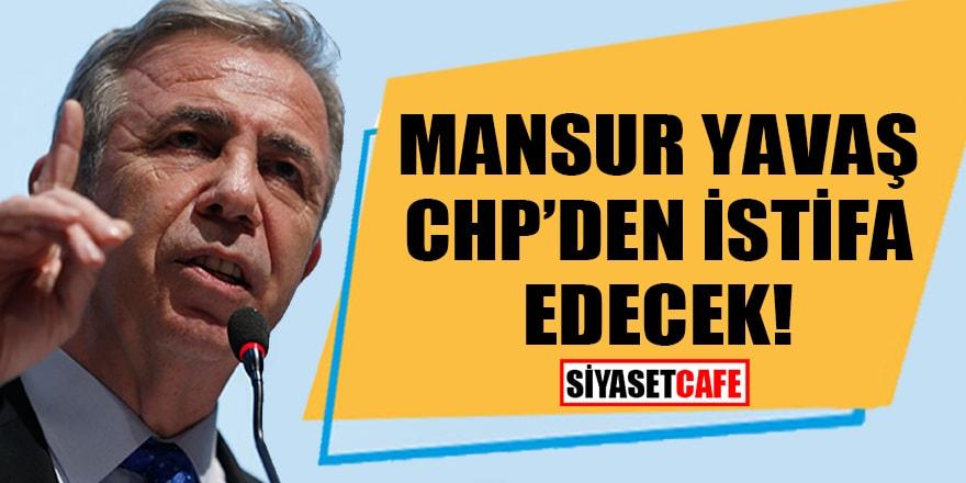 Bahçeli'nin danışmanından 'Mansur Yavaş, CHP'den istifa edecek' iddiası!