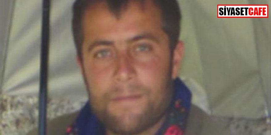Gri listedeki terörist ölü yakalandı