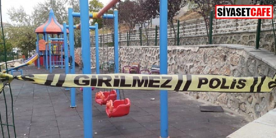 Parkta kadın şiddeti: Eşi, çocuğunun önünde vurdu