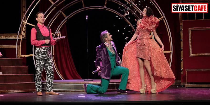 'Sevmekten Öldü Desinler' oyunu 25 Eylül'de sahnede