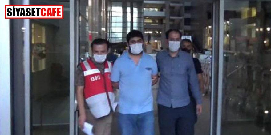 Taksim tacizcisine tutuklama kararı