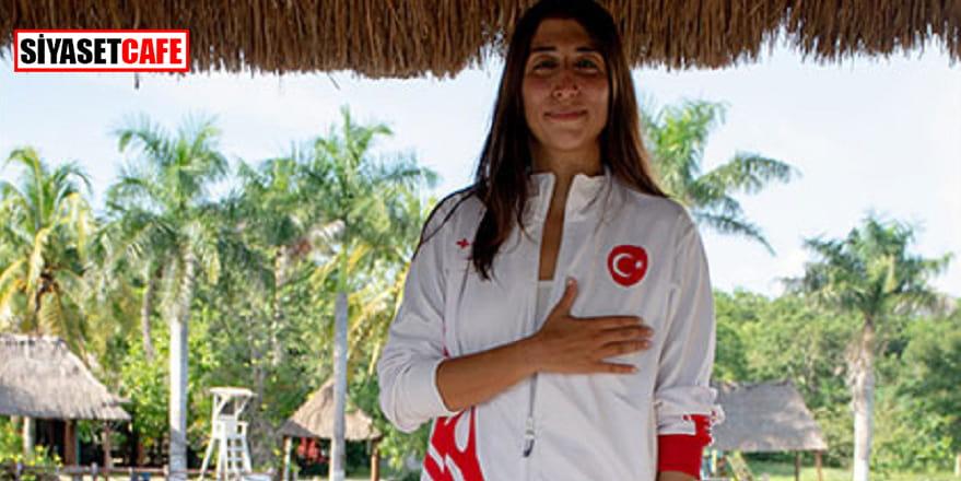 Türk sporcu Fatma Uruk, Meksika'da rekorla şampiyonluğa uzandı