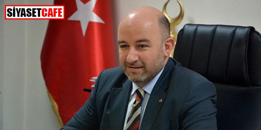 AKP Afyonkarahisar il başkanı istifasını verdi