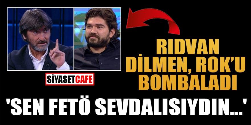 Rıdvan Dilmen, ROK'u bombaladı! 'Sen FETÖ sevdalısıydın...'