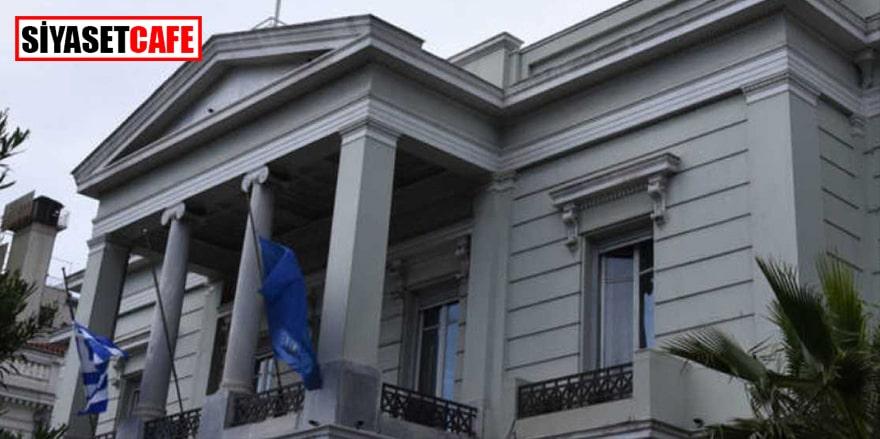 Yunanistan Dışişleri Bakanlığı: 'Türkiye ile görüşmeler yakında başlayacak'