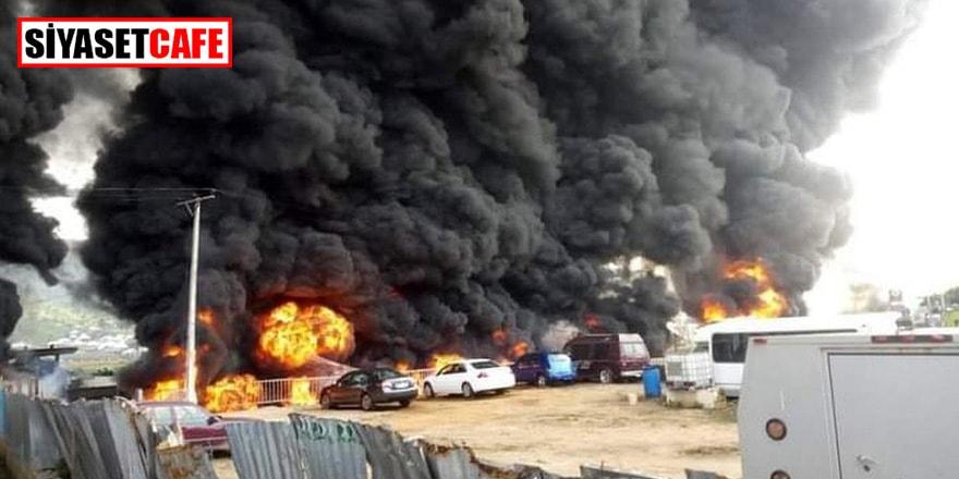 Nijerya'da tanker faciası: En az 23 ölü!