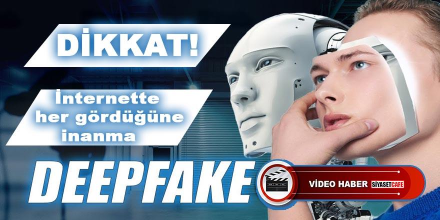 Dikkat! İnternette her gördüğüne inanma! En korkunç teknoloji: DEEP FAKE