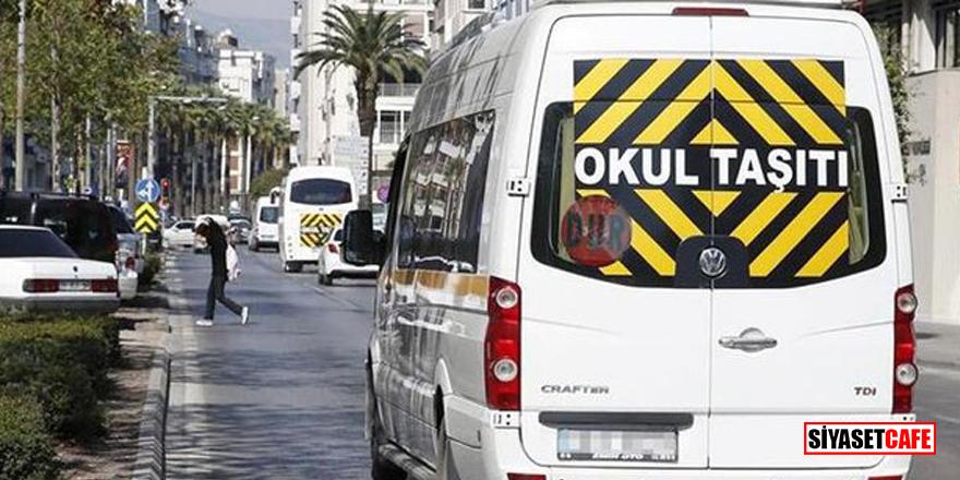 İstanbul'da öğrenci ve personel servislerine büyük zam!