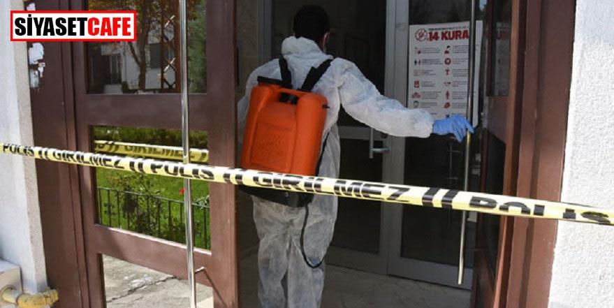 Apartman görevlisi covid çıktı, 500 kişi karantinaya alındı