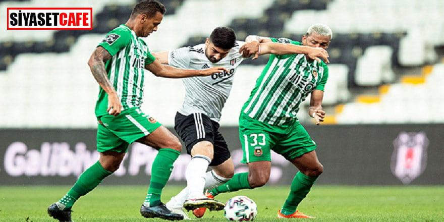 Siyah beyazlılardan Avrupa'ya penaltılı veda: 2-4 (1-1)