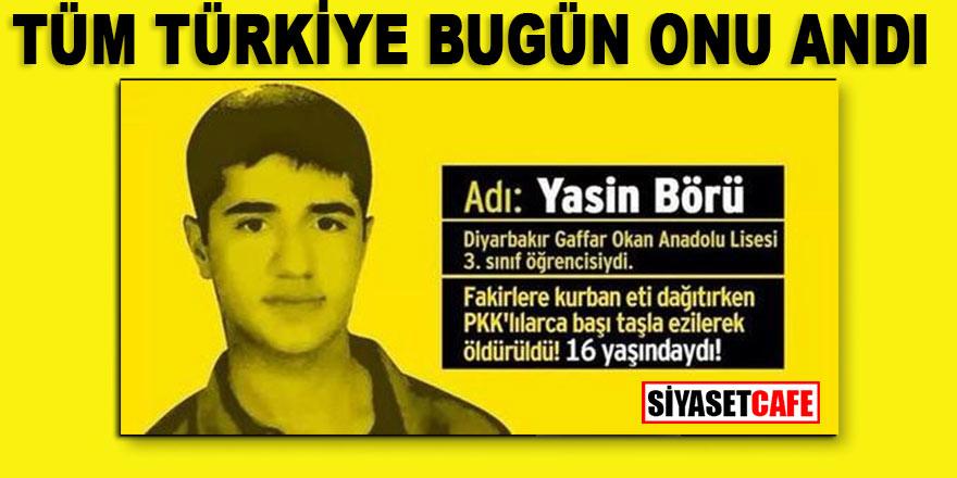 Emniyet tarafından yapılan PKK/KCK operasyonunun sonrasında tüm Türkiye o ismi anıyor: Yasin Börü