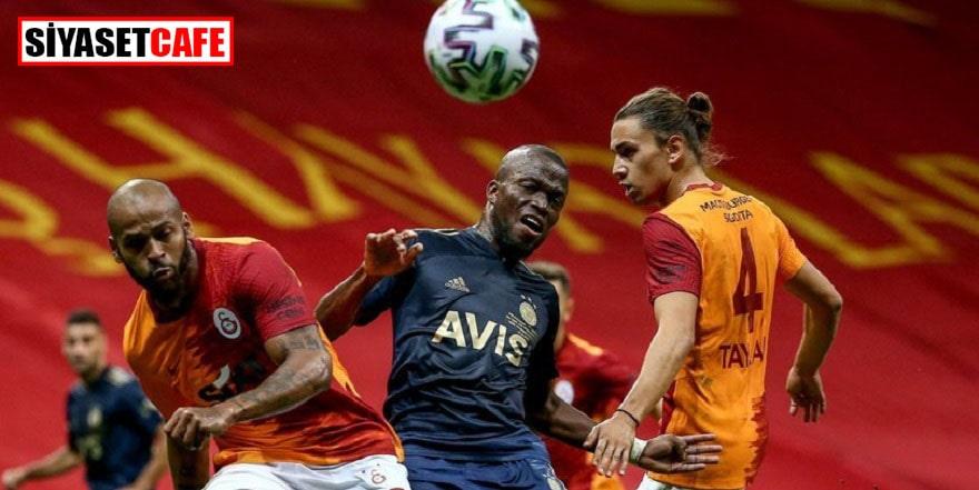Dev derbide Galatasaray ve Fenerbahçe'den gol sesi gelmedi: 0-0