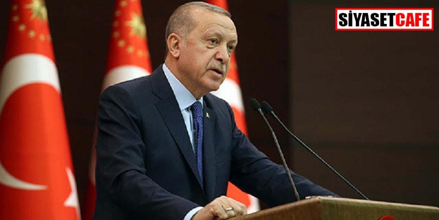 Erdoğan'dan TBMM bildirisine destek