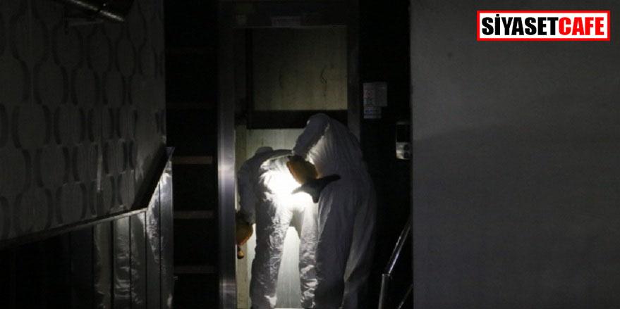Sipariş elemanı 9.kattan düşerek öldü