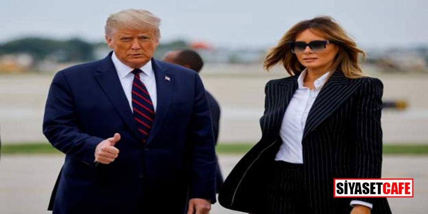 Son dakika! Flaş! Flaş! ABD Başkanı Donald Trump Korona Virüse yakalandı!