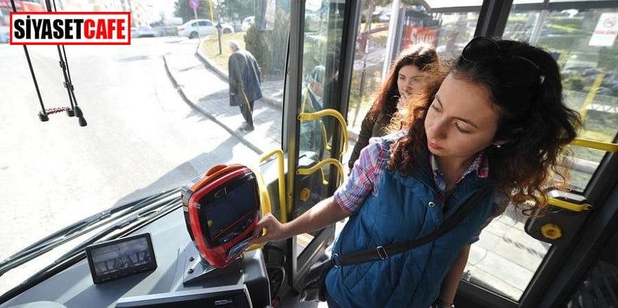 İstanbul'da toplu ulaşımda HES uygulaması için düğmeye basıldı