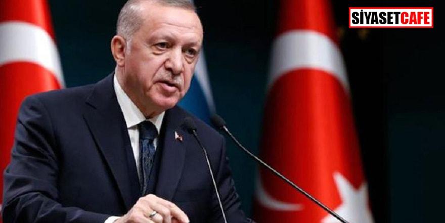 Erdoğan, Trump'a geçmiş olsun mesajı gönderdi