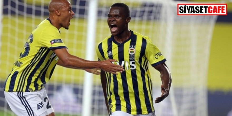 Fenerbahçe, Karabük'ten 3 puanı 2 gol ile aldı: 2-1