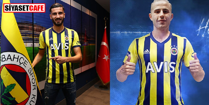 Fenerbahçe'den son gün 2 transfer