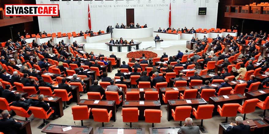 Irak ve Suriye'ye ilişkin tezkereler kabul edildi