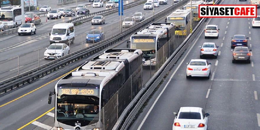 İstanbul'da yarın toplu ulaşım 8 saat boyunca ücretsiz