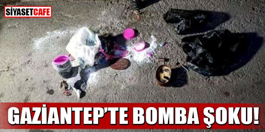 Gaziantep'te bombalı saldırı şoku: Son anda önlendi