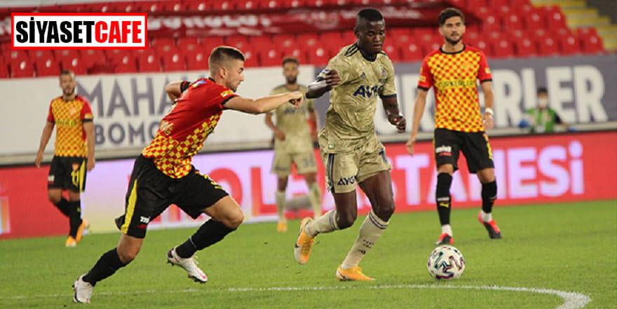 Fenerbahçe deplasmanda 3 puanı 3 golle aldı: 2-3