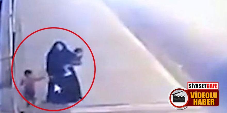 Bağdat'ta 2 çocuğunu nehre atan anne, ülkeyi ayağa kaldırdı