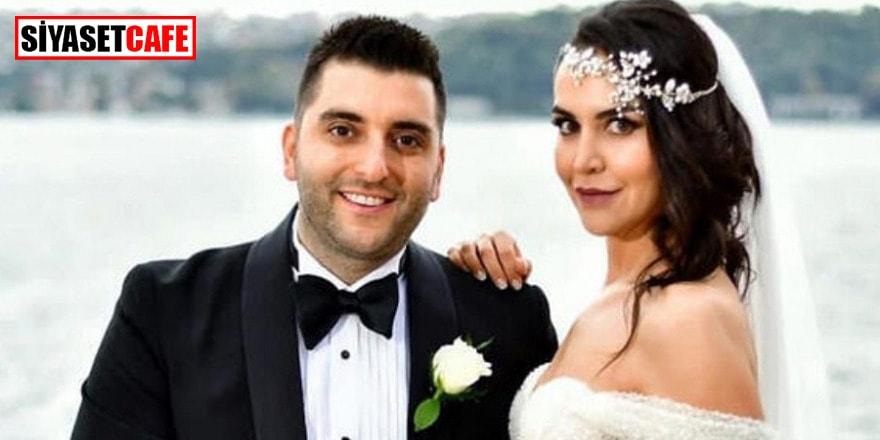 Masterchef Duygu aldattığını iddia ettiği nişanlısıyla evlendi
