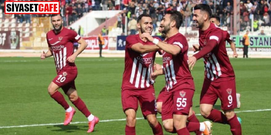 17 futbolcusu koronavirüse yakalanan Hatayspor'un maçına erteleme
