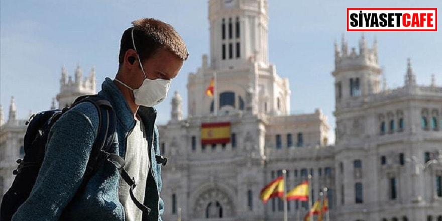 İspanya'daki toplam vaka sayısı milyona dayandı
