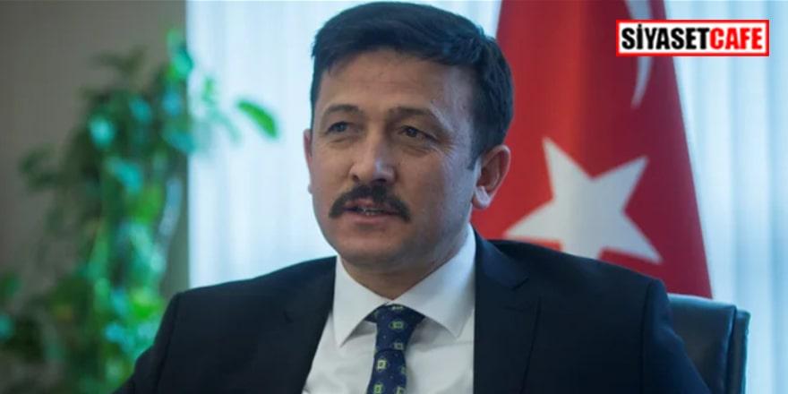 AK Parti Genel Başkan Yardımcısı Hamza Dağ koronavirüse yakalandı