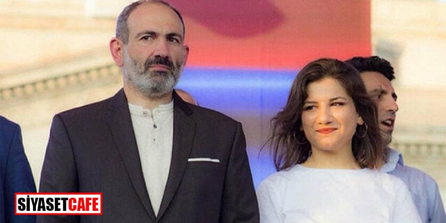 Paşinyan'ın kızının paylaşımı Ermenileri delirtti!