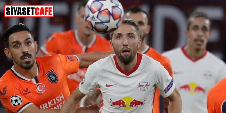 Başakşehir'den Şampiyonlar Ligi'ne kötü başlangıç: 2-0