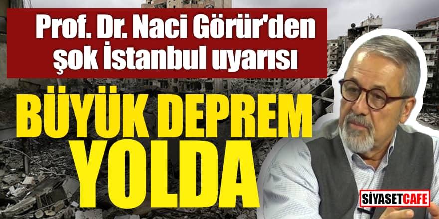 Büyük depremi bekleyen İstanbul'da en riskli bölgeler neresi?