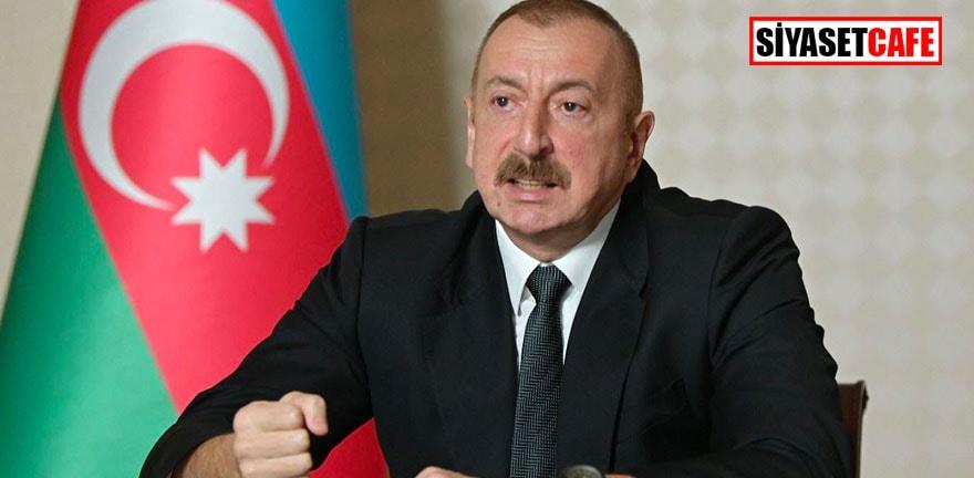 İlham Aliyev'den müjde: İşgalden kurtarılan yeni yerleri açıkladı
