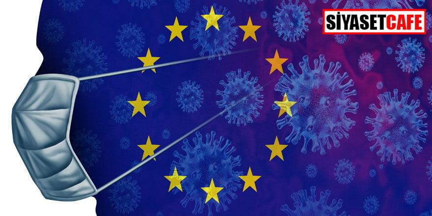 Avrupa yeni vakalarda rekora koşuyor
