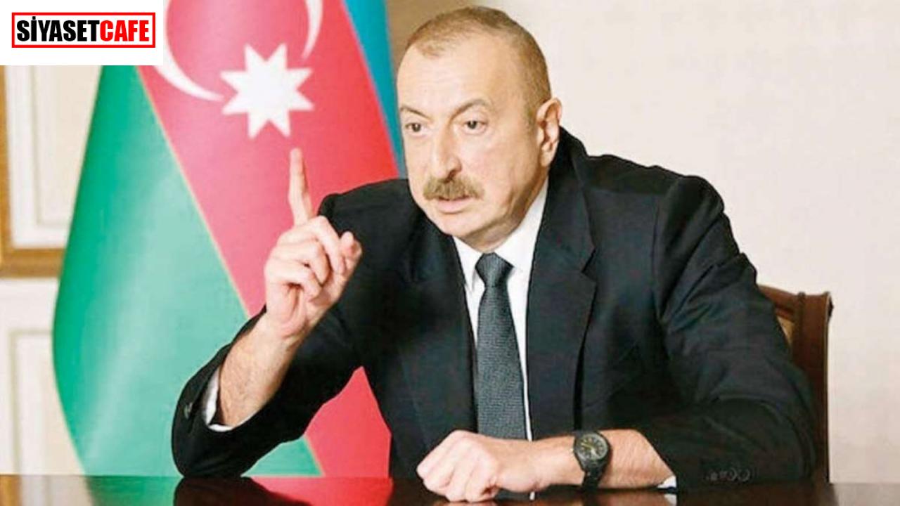 Azerbaycan Cumhurbaşkanı Aliyev açıkladı! İşgal altındaki kısımlar tamamen kurtarıldı