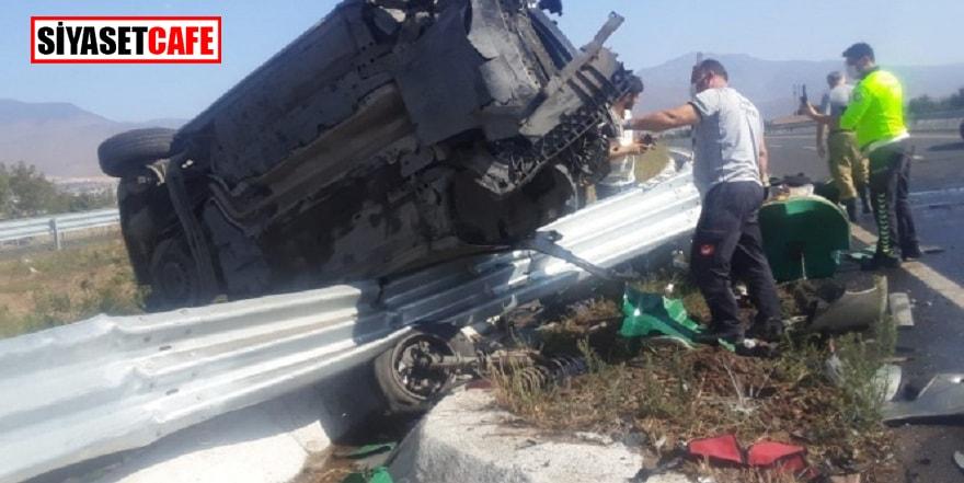 İzmir'de ölümlü kaza!