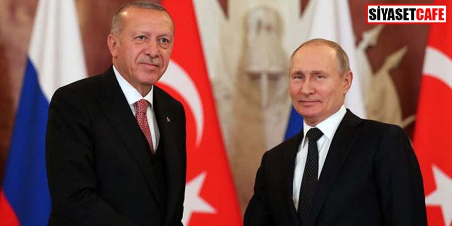 Putin'den Ermenileri kızdıracak Erdoğan açıklaması