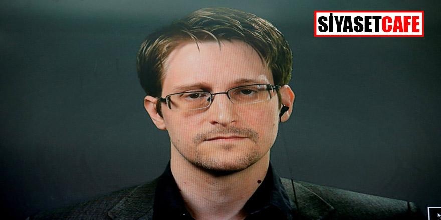 ABD'de en çok aranılan insan olan eski CIA ajanı Snowden'a Rusya'dan kalıcı oturma izni geldi
