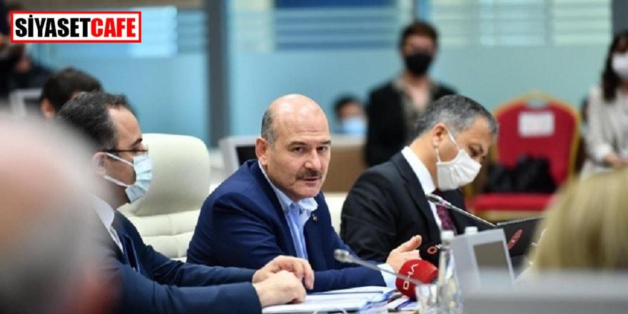 Bakan Soylu'dan ABD Büyükelçiliği'ne sert tepki