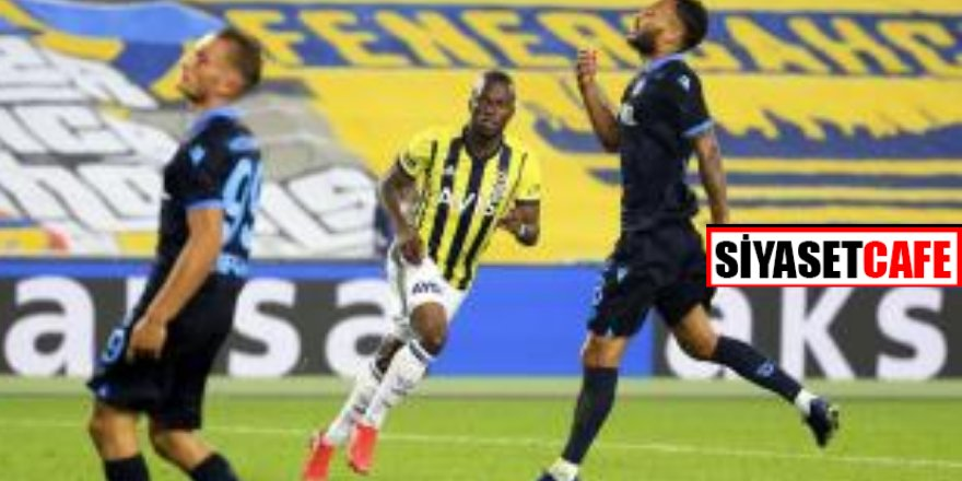 Fenerbahçe'den müthiş dönüş! Maçta 4 gol