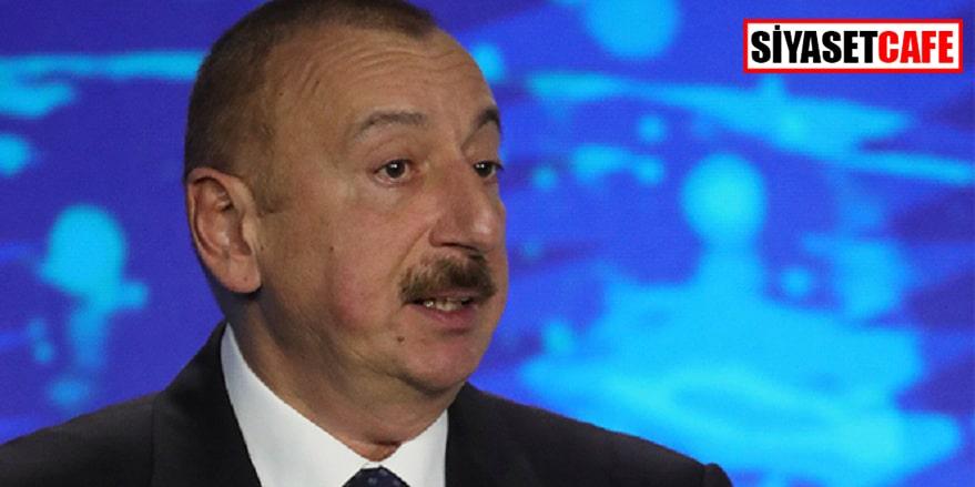 Aliyev açıkladı: O şehir de işgalden kurtarıldı